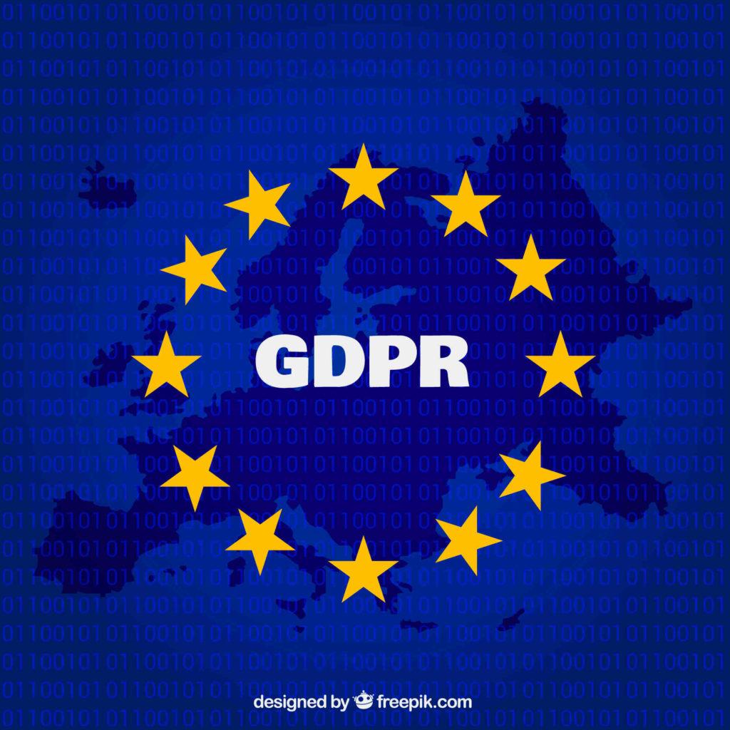 Logo GDPR per l'Informativa sulla privacy