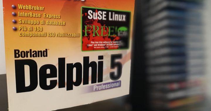 Confezione di Delphi 5